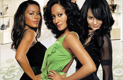 Cast of Girlfriends Sue The CW