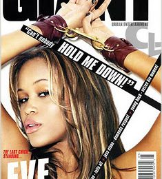 Eve Covers GIANT; Interview Excerpts