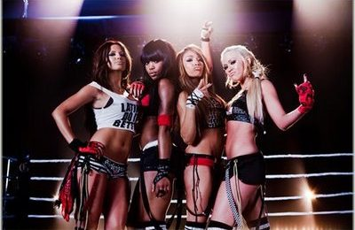 Girlicious Axes Tiffanie; Now A Three
