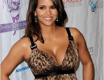 Halle Berry Post-Pregnancy Appearance