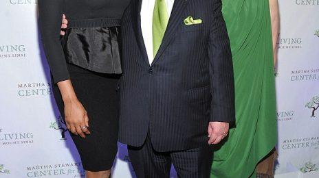 Watch:  Jennifer Hudson Honors Clive Davis With 'Hallelujah'