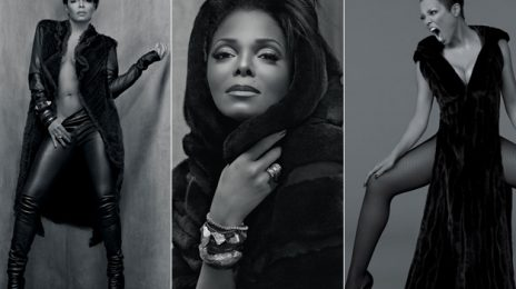 Janet Jackson and Blackglama Together Again?
