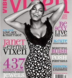 Janet VIBE Vixen Cover & Interview