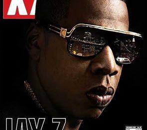 Jay-Z Covers XXL Magazine