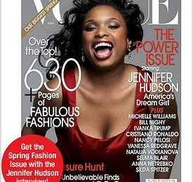 Jennifer Hudson Makes History