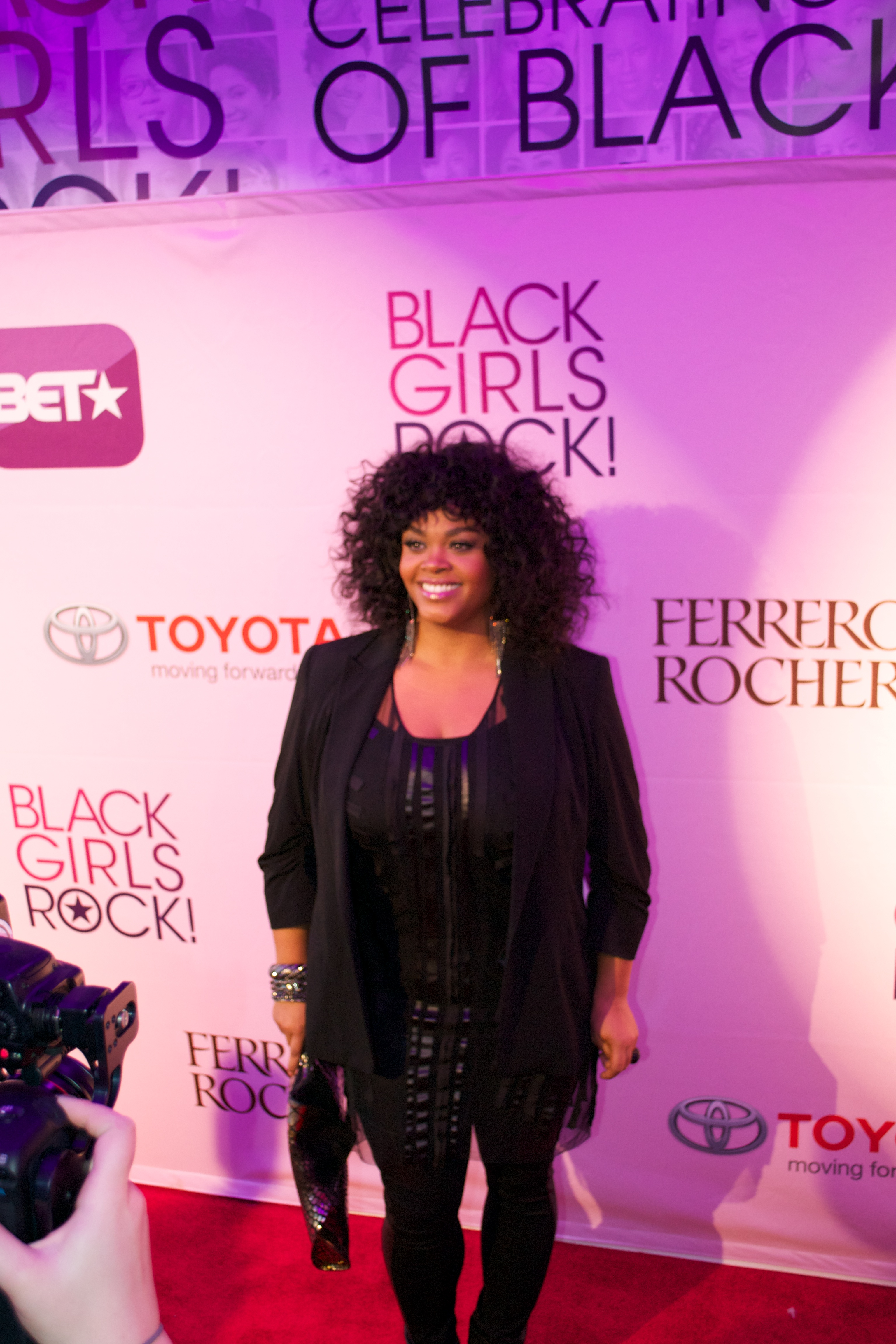 jill scott 22 Hot Shots: That Grape Juice At BET Black Girls Rock 2011!