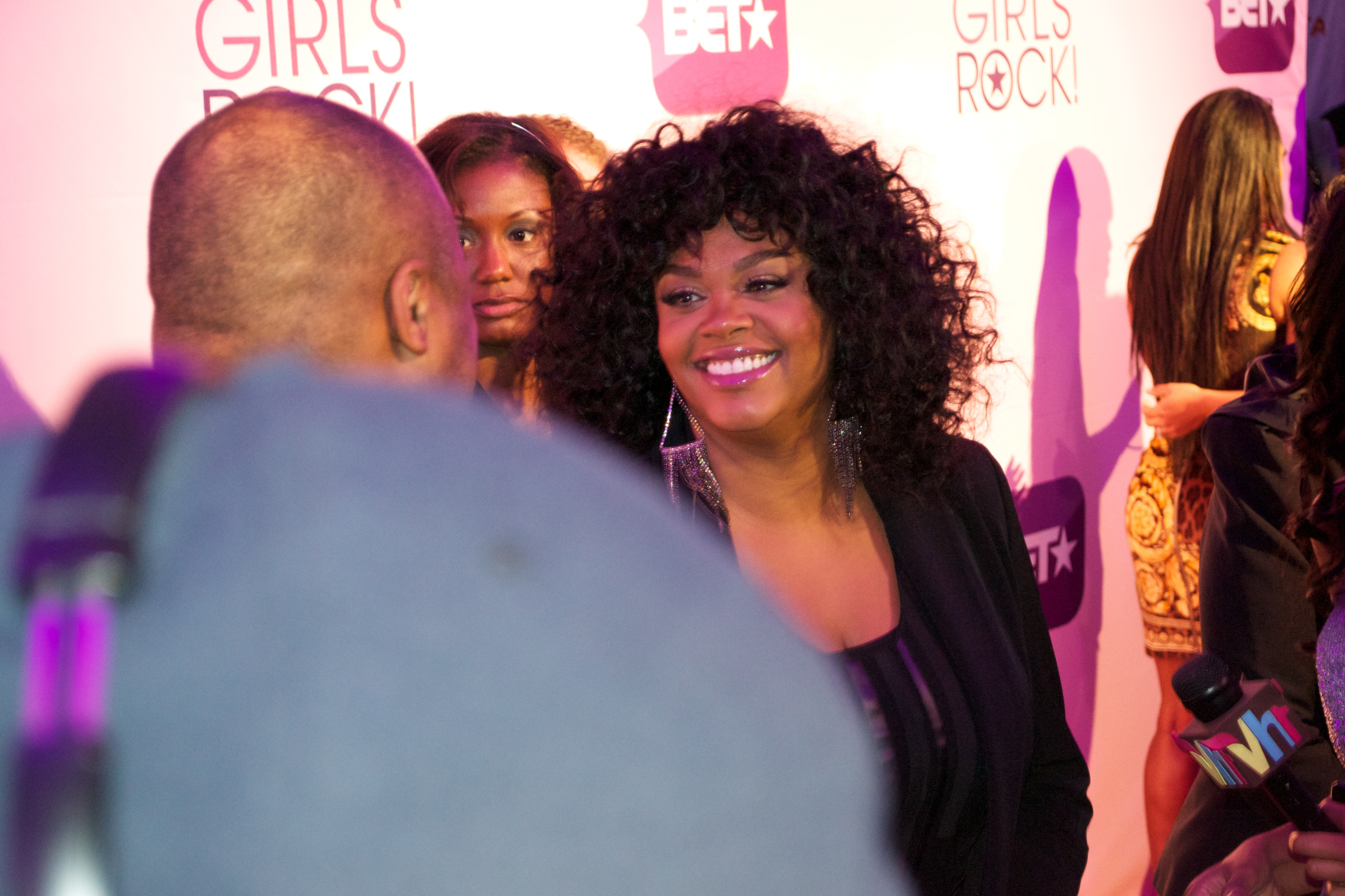 jill scott Hot Shots: That Grape Juice At BET Black Girls Rock 2011!