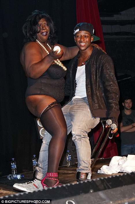 jls birthday  Hot Shots: JLS Member Gets Frisky With Stripper At G A Y