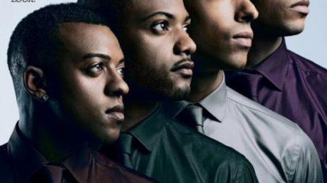 Hot Shot: JLS Cover Fabulous