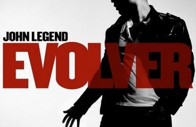 John Legend 'Evolver' Cover