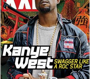 Kanye West Covers XXL