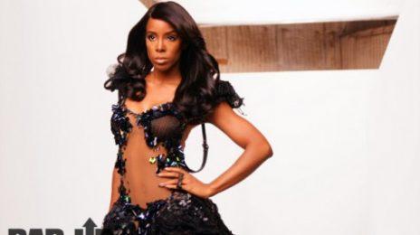 Hot Shots: Kelly Rowland Shoots 'Commander'