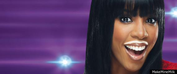 kelly milk 2 Kelly Rowland Unveiled As Face Of Make Mine Milk