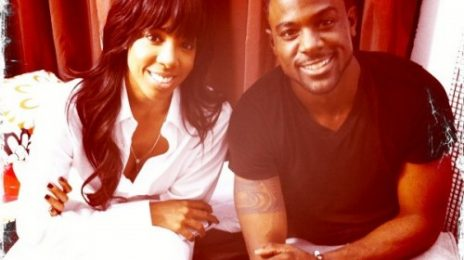 Hot Shots: Kelly Rowland On Set Of 'Keep It Between Us' Video