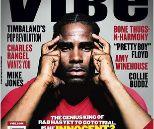R. Kelly Covers VIBE