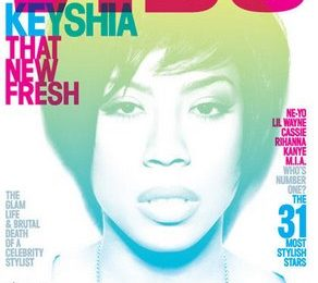 Keyshia Cole Covers VIBE
