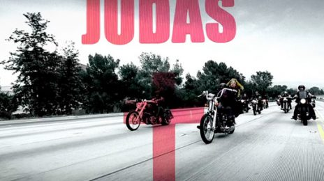 Hot Shot: Lady GaGa Films 'Judas' Video