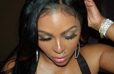 Lil' Kim Looking...Good!