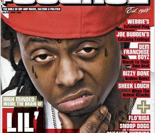 Lil' Wayne Covers The Source