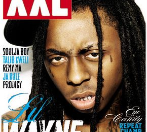 Lil' Wayne Covers XXL (Three Times?!)