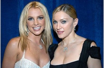 Britney Video Confirmed For Madonna Tour