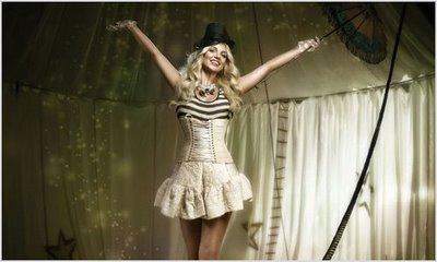 Britney Spears Readies Circus Tour