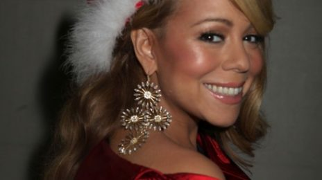 Hot Shot: A Merry Mariah Christmas With Justin Bieber