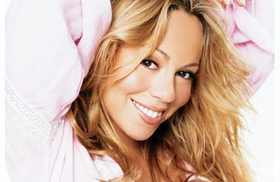 Mariah Carey Chats With Extra