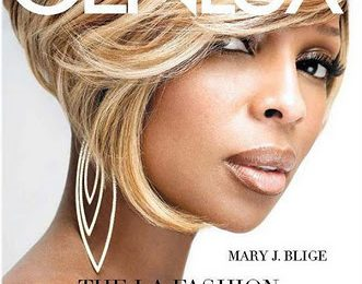 Mary J. Blige Covers Genlux Magazine
