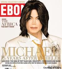 Michael Jackson Covers Ebony