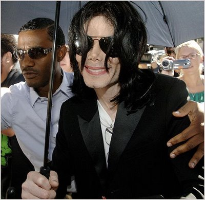Michael Jackson Spotted In Hollywood