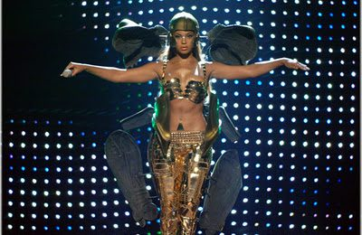 Did Beyonce Steal Idea for BET Awards?