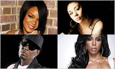 New Songs; Rihanna, Mutya/Amy Winehouse, R. Kelly & Kelly Rowland