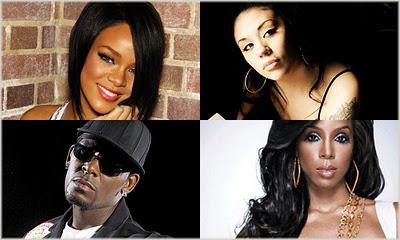 New Songs; Rihanna, Mutya/Amy Winehouse, R. Kelly & Kelly Rowland