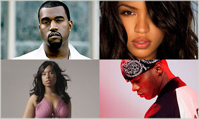 New Songs: Kanye West, Cassie, Jennifer Hudson / Papoose