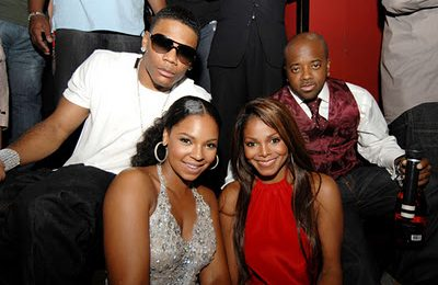 JD & Nelly Host Post VMA Party