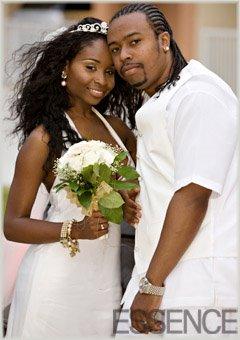 cherish member neosha gets married that grape juice