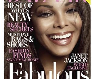 Janet Jackson Harpers Bazaar Interview; First Since Michael's Passing