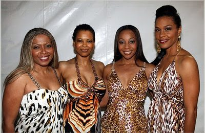 EnVogue At Tobago's Plymouth Jazz Festival