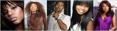 New Songs; LeToya, Brandy, Omarion, Paris Bennet & Jennifer Hudson