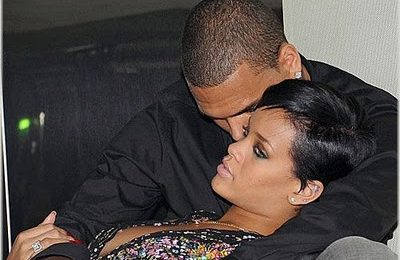 Rihanna & Chris Brown Go Public?