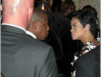 Caption This: Rihanna & Jay-Z After The Grammys