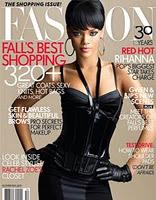 Rihanna Covers Fashion magazine