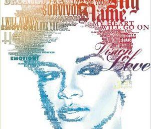 Rihanna Grammy Promo Ad