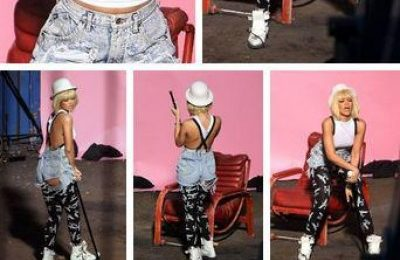 Hot Shots: Rihanna Shoots 'You Da One' Video