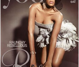 Rihanna Covers YOU Magazine
