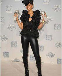 Rihanna At MuchMusic Video Awards