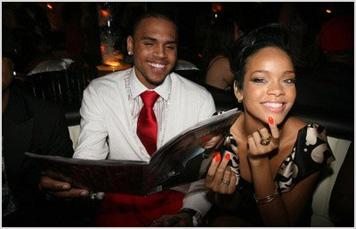 Rihanna & Chris Brown Record 'Love' Duet
