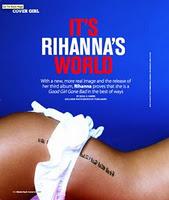 Rihanna Speaks On Teairra Marie & More