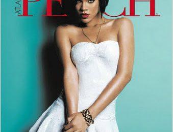 Rihanna Covers Peach Magazine